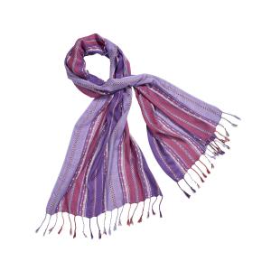 Schal Violett/Flieder, Produktbild 1