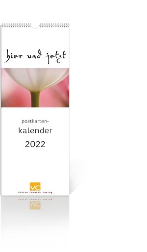Hier und Jetzt – Postkartenkalender 2022, Produktbild 1