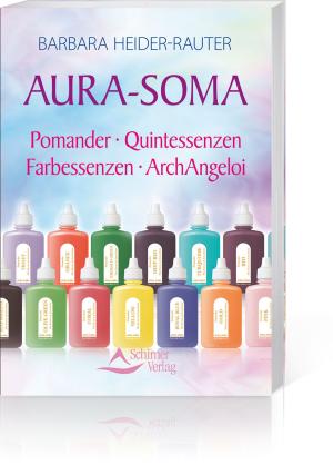 Aura-Soma - Pomander - Quintessenzen - Farbessenzen - ArchAngeloi, Produktbild 1