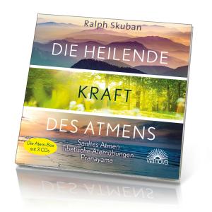 Die heilende Kraft des Atmens (CD), Produktbild 1
