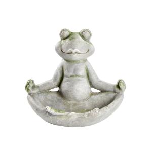 """Vogeltränke """"Yoga-Frosch"""", Produktbild 1"""