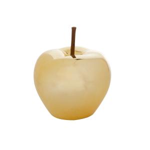 "Dekoration ""Gold-Apfel"", Produktbild 1"