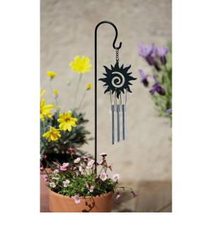 """Klangspiel-Gartenstecker """"Sonne"""", Produktbild 1"""