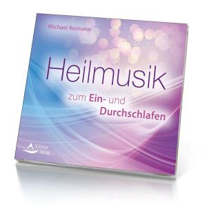 Heilmusik zum Ein- und Durchschlafen (CD), Produktbild 1