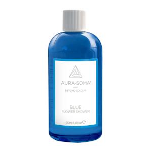Flower Shower (Duschgel) Blau, Produktbild 1