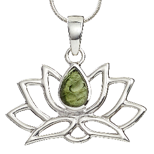 """Anhänger """"Lotus"""", Produktbild 1"""