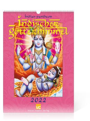 Indischer Götterhimmel 2022, Produktbild 1