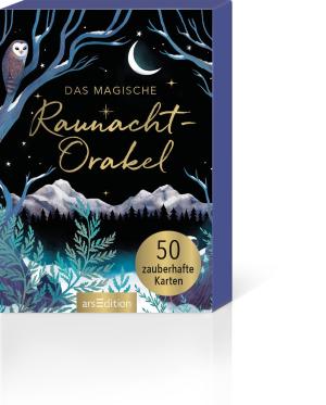 Das magische Raunacht-Orakel (Kartenset), Produktbild 1
