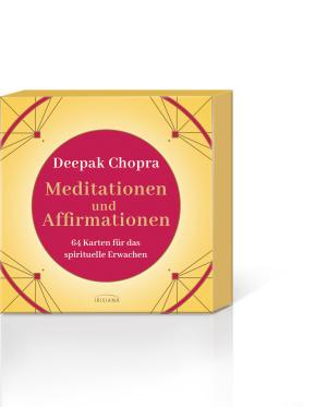 Meditationen und Affirmationen (Kartenset), Produktbild 1