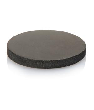 Schungit-Plättchen, rund, Produktbild 1