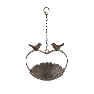 """Vogeltränke """"Blüte mit Vögelchen"""" , Produktbild 1"""