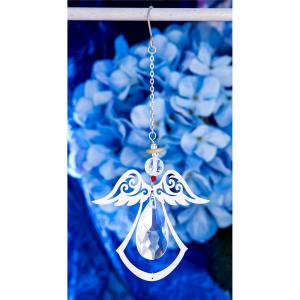 """Kristallengel """"Lichtkraft"""", Produktbild 1"""