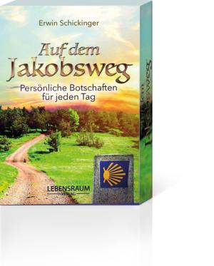 Auf dem Jakobsweg (Kartenset)*, Produktbild 1