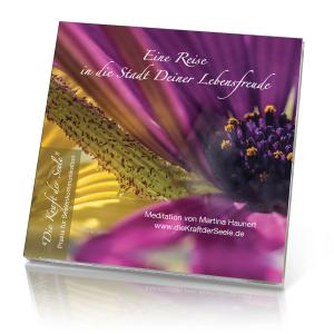 Eine Reise in die Stadt Deiner Lebensfreude (CD), Produktbild 1