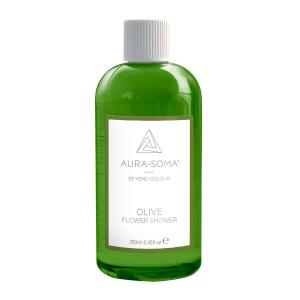Flower Shower (Duschgel) Olivgrün, Produktbild 1