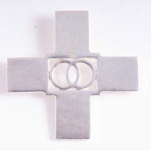 """Anhänger """"Wassermann-Kreuz"""", Produktbild 1"""