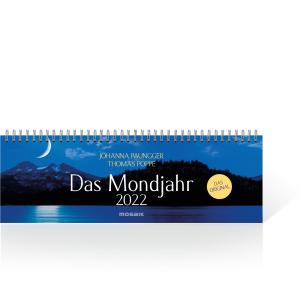 Das Mondjahr 2022 – Wochenkalender, Produktbild 1