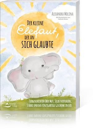 Der kleine Elefant, der an sich glaubte, Produktbild 1