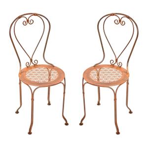 "Stuhl ""Blume des Lebens"", 2er Set, Produktbild 1"