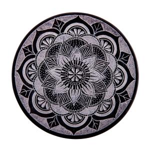 "Räucherstäbchenhalter ""Mandala"", groß, Produktbild 1"