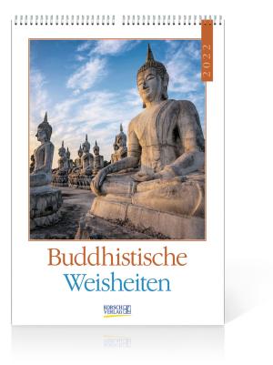 Buddhistische Weisheiten 2022, Produktbild 1