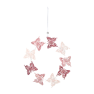 "Fensterschmuck ""Schmetterlinge"", Produktbild 1"