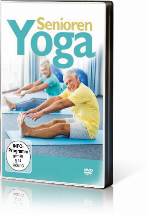 Senioren Yoga (DVD), Produktbild 1