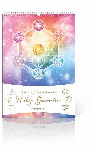 Heilige Geometrie 2022, Produktbild 1