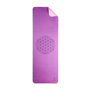 Yoga Matte aus TPE, Lila, Produktbild 1