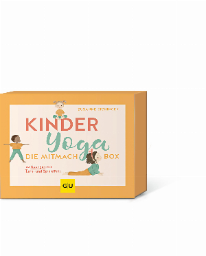 Kinderyoga – Die Mitmach-Box (Kartenset), Produktbild 1