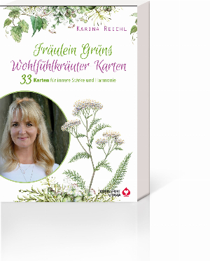 Fräulein Grüns Wohlfühlkräuter-Karten (Kartenset), Produktbild 1