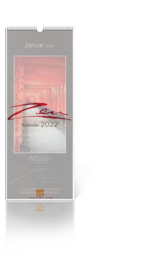 Zen-Kalender 2022, Produktbild 1