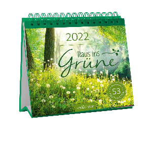 Raus ins Grüne 2022, Produktbild 1