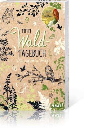 Ein Mädchen namens Willow: Mein Waldtagebuch, Produktbild 1
