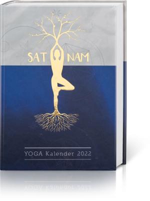 Yoga Kalender 2022, Produktbild 1
