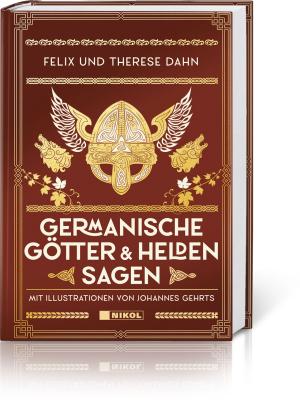 Germanische Götter- und Heldensagen, Produktbild 1