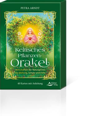 Keltisches Pflanzen-Orakel (Kartenset), Produktbild 1