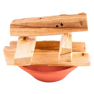 Räucherwerk Palo Santo Holzstäbe, 5 Stück  , Produktbild 1