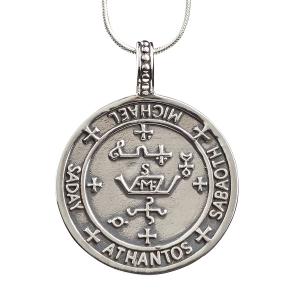 "Amulett ""Erzengel Michael"", Produktbild 1"