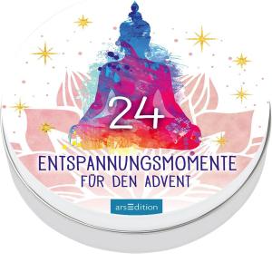 24 Entspannungsmomente für den Advent, Produktbild 1