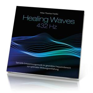 Healing Waves 432 Hz (CD), Produktbild 1