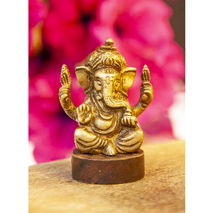 "Dekofigur ""Ganesha"", Produktbild 1"