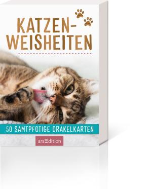 Katzenweisheiten (Kartenset), Produktbild 1