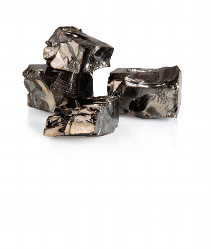 Edel-Schungit-Kristalle, Produktbild 1