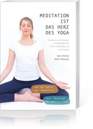 Meditation ist das Herz des Yoga, Produktbild 1