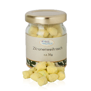 Zitronenweihrauch, Produktbild 1