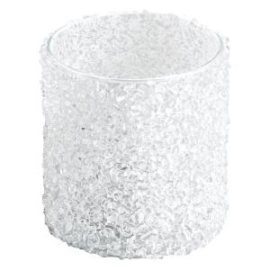 Bergkristall-Teelichthalter, Produktbild 1