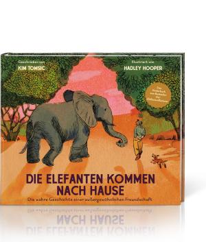 Die Elefanten kommen nach Hause, Produktbild 1