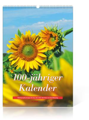 100-jähriger Kalender 2022, Produktbild 1