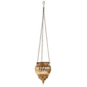 """Teelichthänger """"Gold-Strahlen"""", Produktbild 1"""